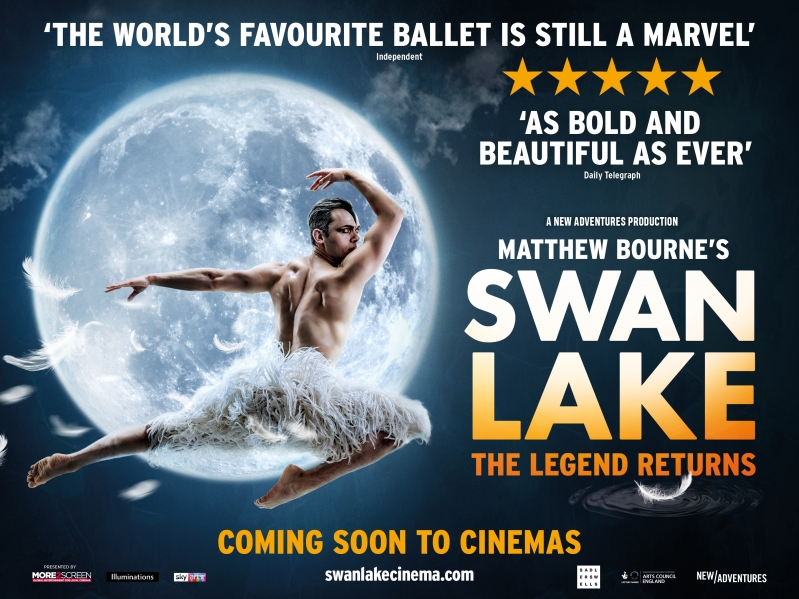 Swan Lake cinema poster