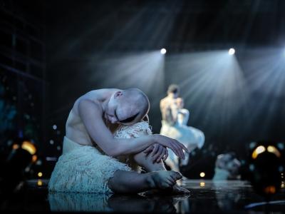 Swan Lake at The Olivier Awards 2019