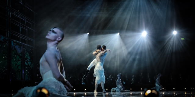Swan Lake at The Olivier Awards 2019