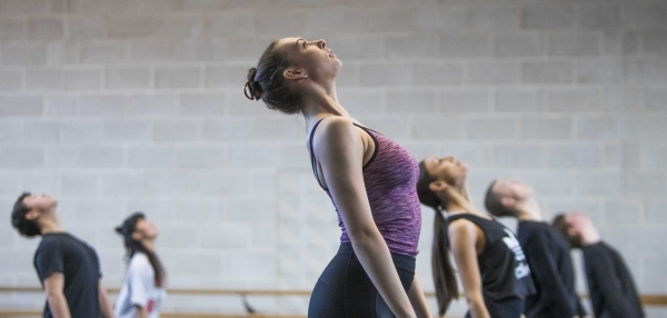 Professional Class at Sadler's Wells