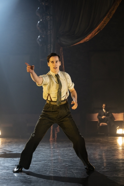 Julian Craster (Dominic North) - The Red Shoes