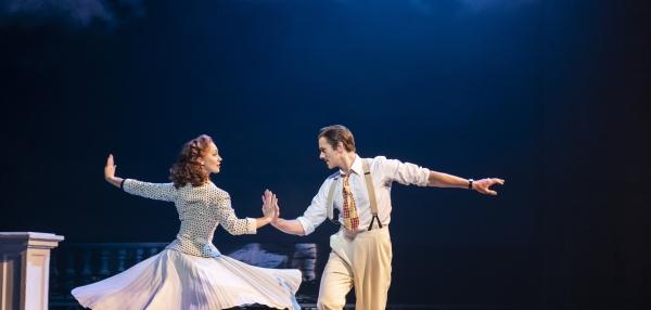 Victoria Page (Ashley Shaw), Boris Lermontov (Adam Cooper) - The Red Shoes