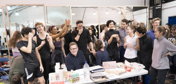 The Cinderella Company with Matthew Bourne and Etta Murfitt