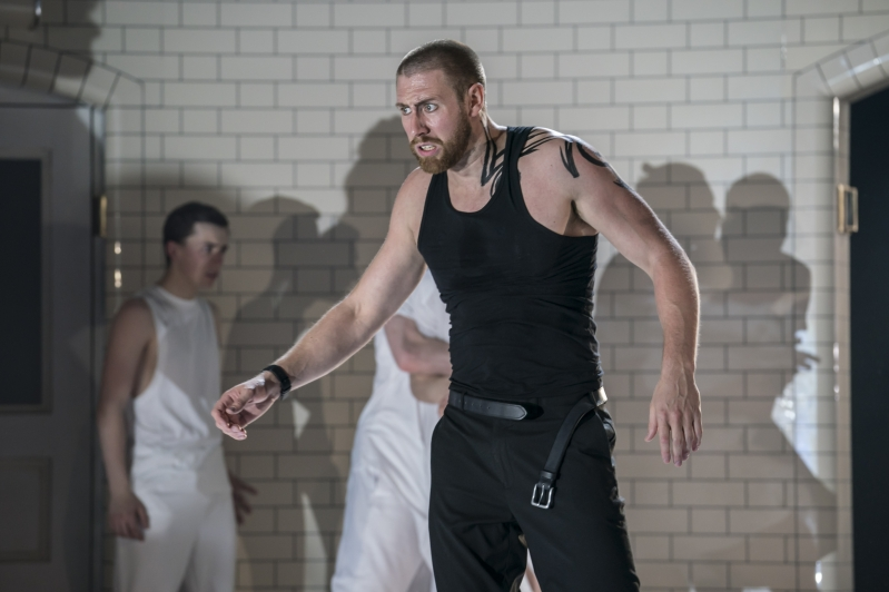 Tybalt (Dan Wright) - Capulet Company