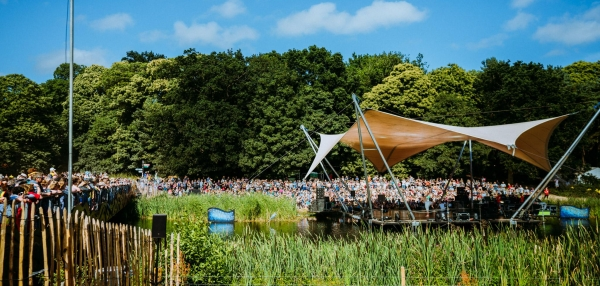 Swan Lake at Latitude Festival 2018