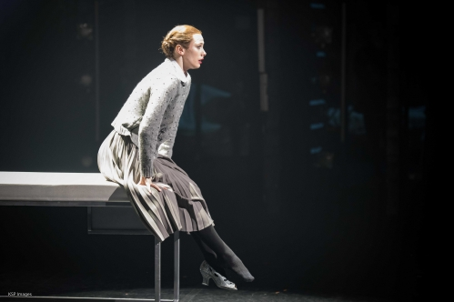 Cordelia Braithwaite as Cinderella in A Convalescence Home
