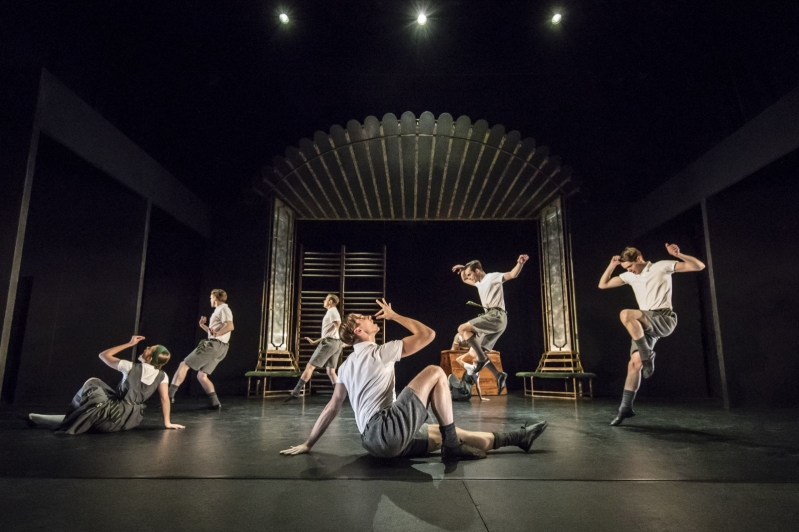 Matthew Bourne's Early Adventures – Watch With Mother