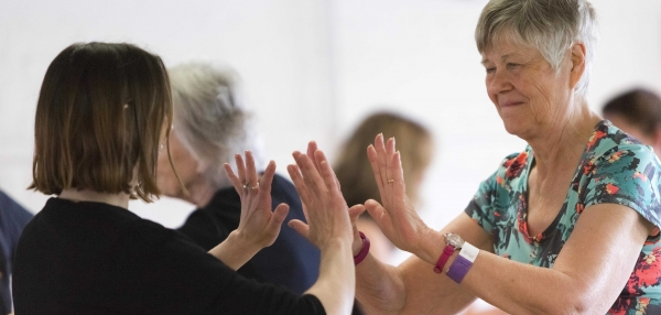 Meet me at The Maltings - Over 55s workshop