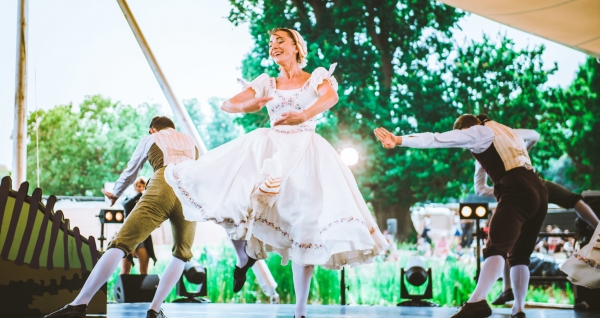 Matthew Bourne's Country at Latitude Festival