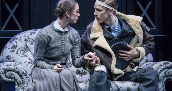 Matthew Bourne's Cinderella – Ashley Shaw as Cinderella and Andrew Monaghan as Harry