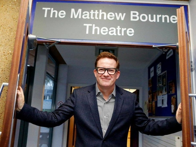 The Matthew Bourne Theatre opening at Sir George Monoux College
