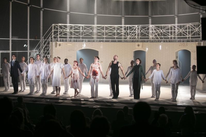 Gala Night Performance Curtain Call