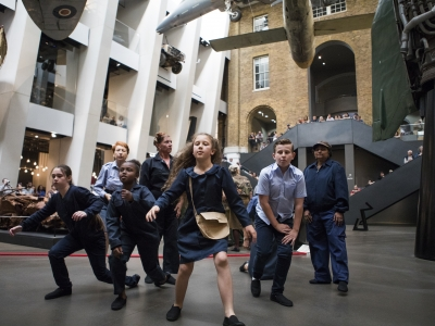 Cinderella: A Museum Adventure at IWM London
