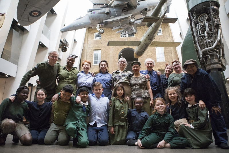 Cinderella: A Museum Adventure at IWM London