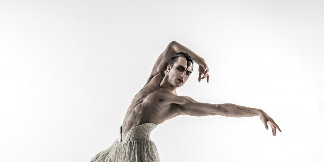 Matthew Ball - Swan Lake Publicity Shoot