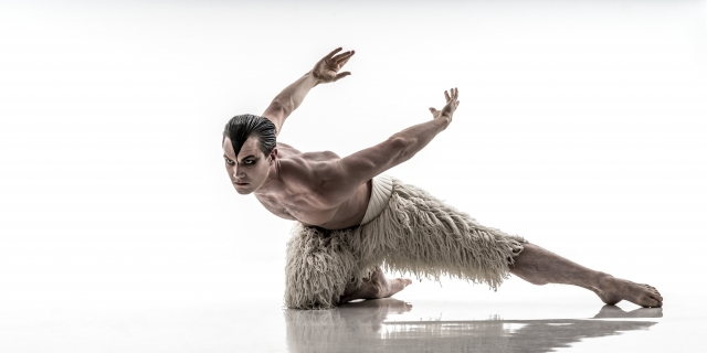 Max Westwell - Swan Lake Publicity Shoot