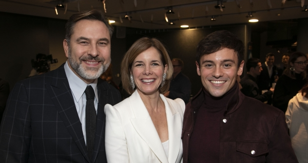 New Adventures Patrons: David Walliams, Dame Darcey Bussell DBE and Tom Daley