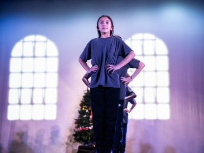 Roger Ascham 'Dancers in Residence' Performance