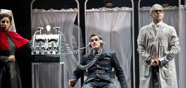 Matthew Bourne's Cinderella 2010 revival