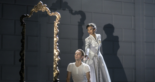 The Prince (Liam Mower) & The Queen (Nicole Kabera)