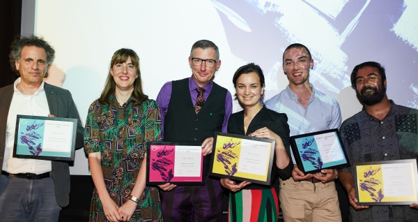 The Green Champions at the Creative Green Awards 2019