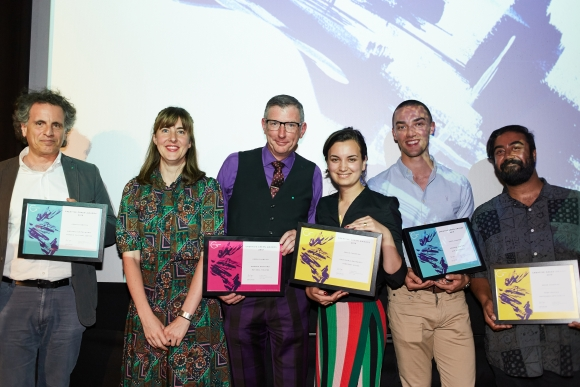 The Green Champions at the Creative Green Awards 2019