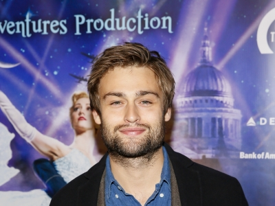Douglas Booth (Actor) at Matthew Bourne's Cinderella Opening Night in LA