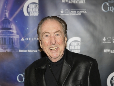 Eric Idle (Actor) at Matthew Bourne's Cinderella Opening Night in LA