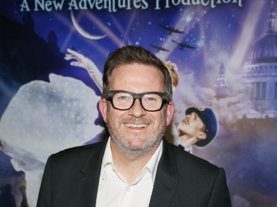 Matthew Bourne at Opening Night of Cinderella in LA