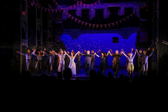 Cinderella Curtain Call in LA