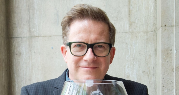 Matthew Bourne receives the Critics Circle Award for Outstanding Services to the Arts